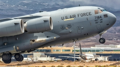 Photo ID 248893 by MANUEL ACOSTA. USA Air Force Boeing C 17A Globemaster III, 07 7184