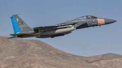 Photo ID 248888 by MANUEL ACOSTA. USA Air Force McDonnell Douglas F 15C Eagle, 84 0010