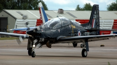 Photo ID 248901 by Michael Baldock. UK Air Force Short Tucano T1, ZF238