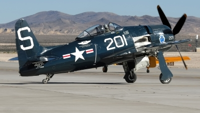 Photo ID 248907 by Rod Dermo. Private Commemorative Air Force Grumman F8F 2P Bearcat, N7825C