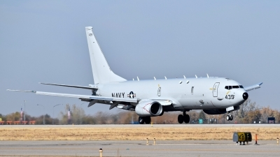 Photo ID 248984 by Gerald Howard. USA Navy Boeing P 8A Poseidon 737 800ERX, 168439