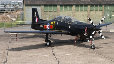 Photo ID 249004 by Chris Lofting. UK Air Force Short Tucano T1, ZF140