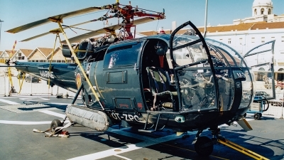 Photo ID 249013 by Jan Eenling. Belgium Navy Aerospatiale SA 316B Alouette III, M 3