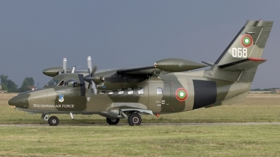 Photo ID 249025 by Chris Lofting. Bulgaria Air Force LET L 410UVP E3, 068