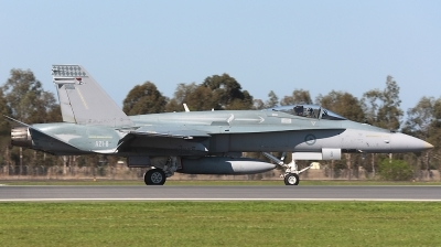 Photo ID 27902 by Andreas Zeitler - Flying-Wings. Australia Air Force McDonnell Douglas F A 18A Hornet, A21 8