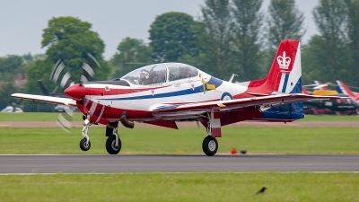 Photo ID 249101 by Pedro Castellano Garcia. UK Air Force Short Tucano T1, ZF269