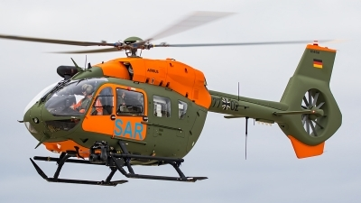 Photo ID 249171 by Mick Balter - mbaviation-images. Germany Army Airbus Helicopters H145 LUH SAR, 77 02