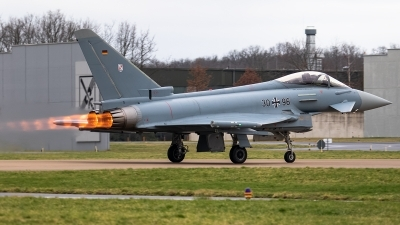 Photo ID 249239 by Mick Balter - mbaviation-images. Germany Air Force Eurofighter EF 2000 Typhoon S, 30 96