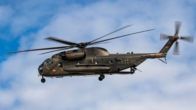 Photo ID 249240 by Mick Balter - mbaviation-images. Germany Air Force Sikorsky CH 53GS S 65, 84 42
