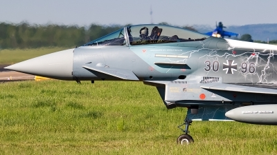 Photo ID 249249 by Mick Balter - mbaviation-images. Germany Air Force Eurofighter EF 2000 Typhoon S, 30 96
