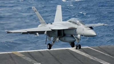 Photo ID 249246 by Klemens Hoevel. USA Navy Boeing F A 18F Super Hornet, 166797