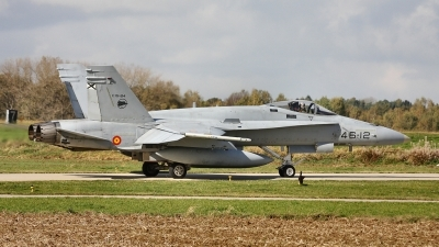 Photo ID 27922 by mark van der vliet. Spain Air Force McDonnell Douglas F A 18A Hornet, C 15 84
