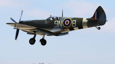 Photo ID 249301 by Milos Ruza. Private Private Supermarine 361 Spitfire LF XVIe, G MXVI
