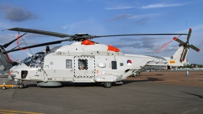 Photo ID 249341 by Peter Fothergill. Netherlands Navy NHI NH 90NFH, N 227