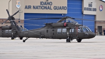 Photo ID 249366 by Gerald Howard. USA Army Sikorsky UH 60M Black Hawk S 70A, 17 20932