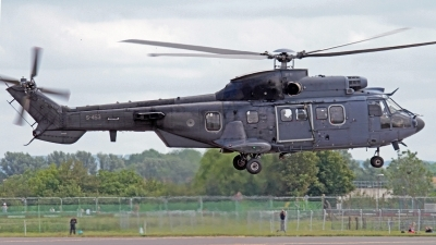 Photo ID 249395 by Peter Fothergill. Netherlands Air Force Aerospatiale AS 532U2 Cougar MkII, S 453