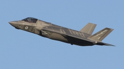 Photo ID 249413 by Paul Newbold. UK Air Force Lockheed Martin F 35B Lightning II, ZM143