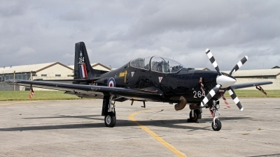 Photo ID 249417 by Peter Fothergill. UK Air Force Short Tucano T1, ZF264