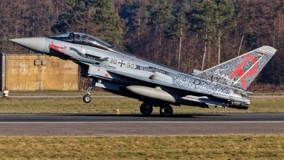 Photo ID 249502 by Rainer Mueller. Germany Air Force Eurofighter EF 2000 Typhoon S, 30 90