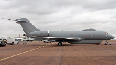 Photo ID 249457 by Peter Fothergill. UK Air Force Bombardier Raytheon Sentinel R1 BD 700 1A10, ZJ694