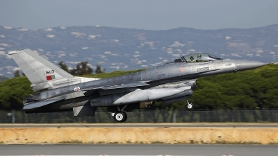 Photo ID 249488 by Fernando Sousa. Portugal Air Force General Dynamics F 16AM Fighting Falcon, 15113