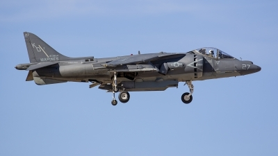 Photo ID 249505 by Jason Grant. USA Marines McDonnell Douglas AV 8B Harrier II, 163854