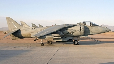 Photo ID 249528 by Peter Fothergill. USA Marines McDonnell Douglas AV 8B Harrier ll, 164148