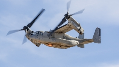 Photo ID 249523 by Jason Grant. USA Marines Bell Boeing MV 22B Osprey, 166726