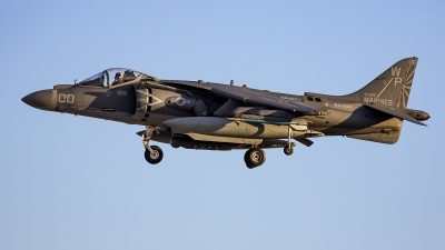 Photo ID 249524 by Jason Grant. USA Marines McDonnell Douglas AV 8B Harrier ll, 164551