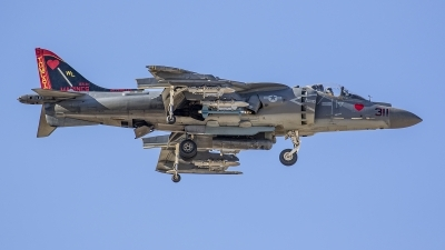 Photo ID 249538 by Jason Grant. USA Marines McDonnell Douglas AV 8B Harrier ll, 165311