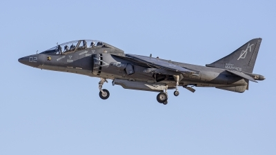 Photo ID 249540 by Jason Grant. USA Marines McDonnell Douglas TAV 8B Harrier II, 163207
