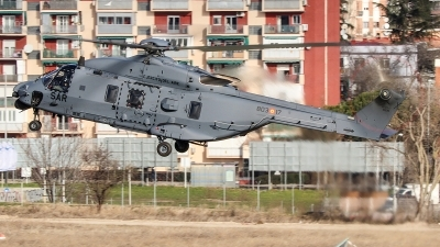Photo ID 249547 by Ruben Galindo. Spain Air Force NHI NH 90TTH, HD 29 17 10236