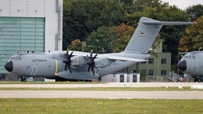 Photo ID 249578 by Rainer Mueller. Germany Air Force Airbus A400M Atlas, 54 21