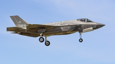 Photo ID 249590 by Jason Grant. Italy Air Force Lockheed Martin F 35A Lightning II, MM7332