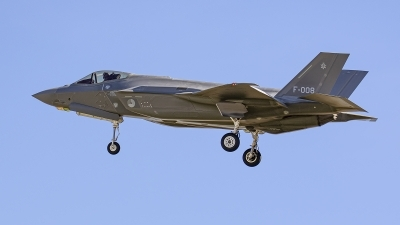 Photo ID 249591 by Jason Grant. Netherlands Air Force Lockheed Martin F 35A Lightning II, F 008