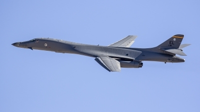 Photo ID 249650 by Jason Grant. USA Air Force Rockwell B 1B Lancer, 86 0118