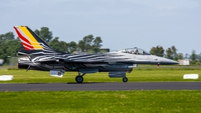 Photo ID 249699 by Jan Eenling. Belgium Air Force General Dynamics F 16AM Fighting Falcon, FA 123