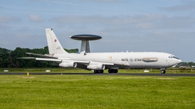 Photo ID 249743 by Jan Eenling. Luxembourg NATO Boeing E 3A Sentry 707 300, LX N90455
