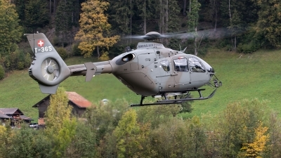 Photo ID 249762 by Reto Gadola. Switzerland Air Force Eurocopter EC 635P2, T 365