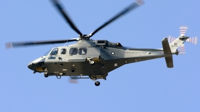 Photo ID 249770 by Rehan Waheed. Pakistan Air Force AgustaWestland AW139, 18 014