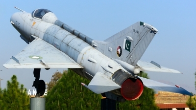 Photo ID 249774 by Rehan Waheed. Pakistan Air Force Chengdu F 7P, 89 536