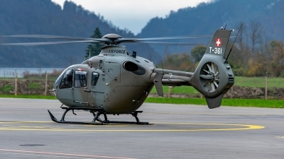 Photo ID 249787 by Martin Thoeni - Powerplanes. Switzerland Air Force Eurocopter EC 635P2, T 361
