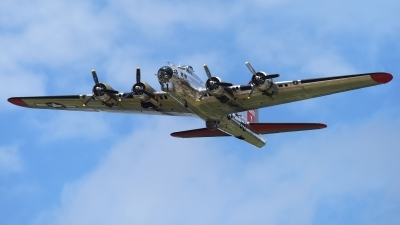 Photo ID 249783 by Rod Dermo. Private Yankee Air Force Boeing B 17G Flying Fortress 299P, N3193G