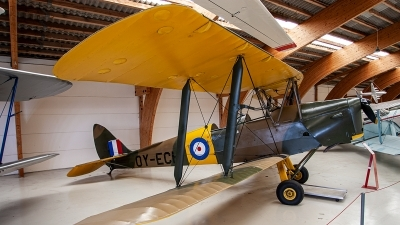 Photo ID 249807 by Jan Eenling. UK Air Force De Havilland DH 82A Tiger Moth II, DE164