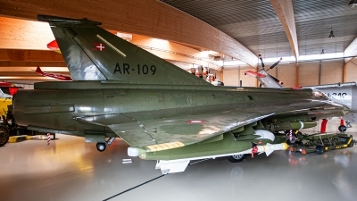 Photo ID 249808 by Jan Eenling. Denmark Air Force Saab RF35 Draken, AR 109