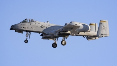 Photo ID 249830 by Jason Grant. USA Air Force Fairchild A 10C Thunderbolt II, 78 0671