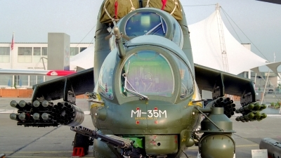 Photo ID 249840 by Sven Zimmermann. Company Owned Kazan Helicopters Mil Mi 35M,