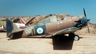 Photo ID 249851 by Carl Brent. Israel Air Force North American AT 6D Texan, 1108