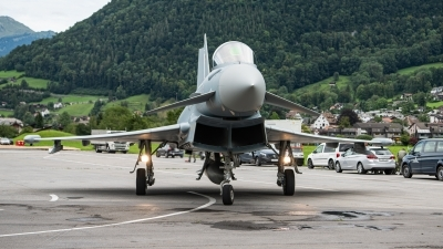 Photo ID 249872 by Reto Gadola. Germany Air Force Eurofighter EF 2000 Typhoon S, 31 44