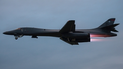 Photo ID 249877 by Mick Balter - mbaviation-images. USA Air Force Rockwell B 1B Lancer, 86 0139